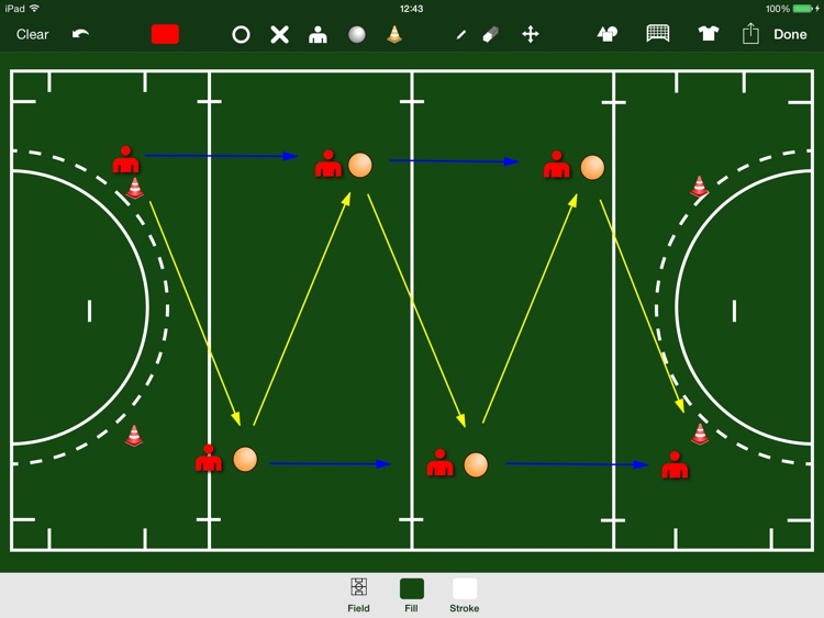 UrbanCoach Field Hockey screenshot-4