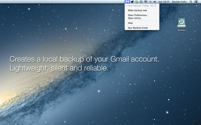 How to backup gmail emails on mac – a perfect solution.