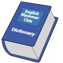 English Chin Myanmar Dictionary icon