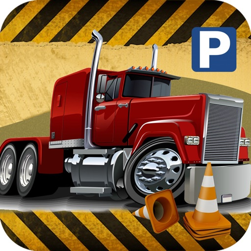 Absolute Trucker Parking Simulator - Full Driving Test Edition