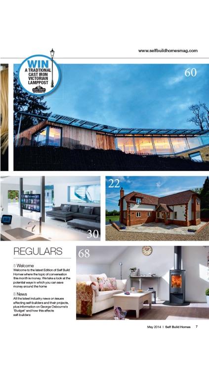 Self Build Homes Magazine screenshot-3