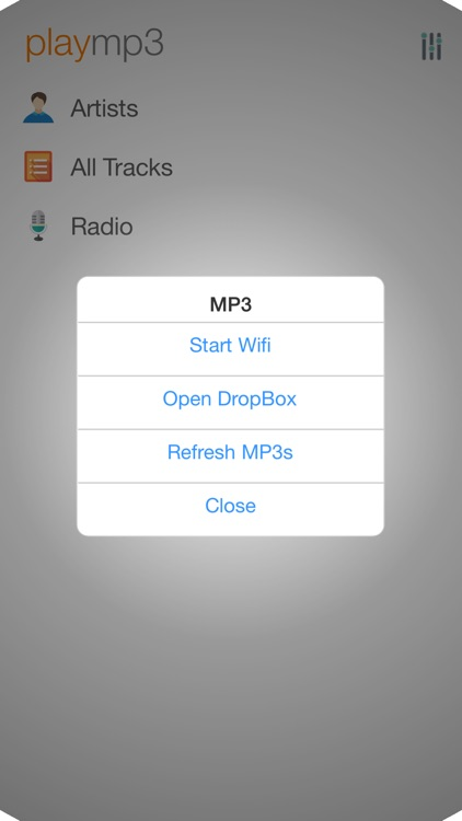 MP3 Player Free screenshot-2