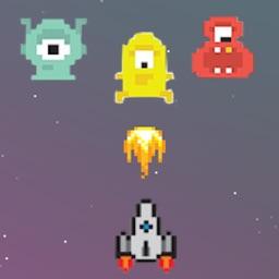 Space 8-bit Battle