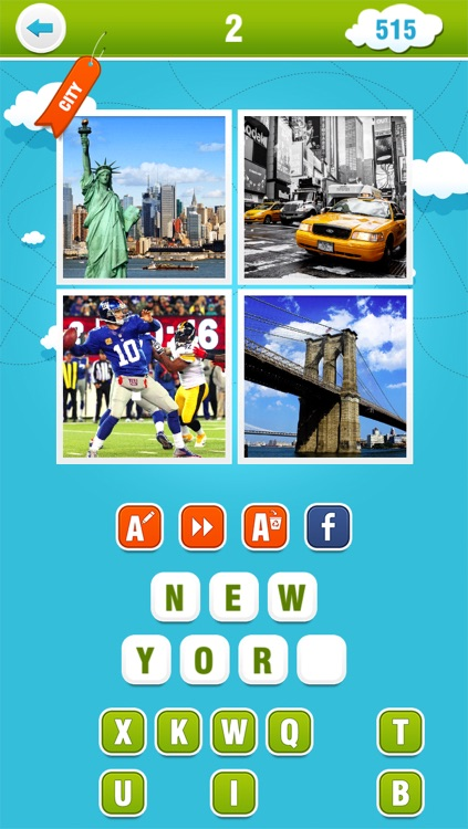 Guess The Place Game - 4 pics 1 city or country. Geography landmark pop quiz trivia for people who like to travel & know how to explore new cities and countries.