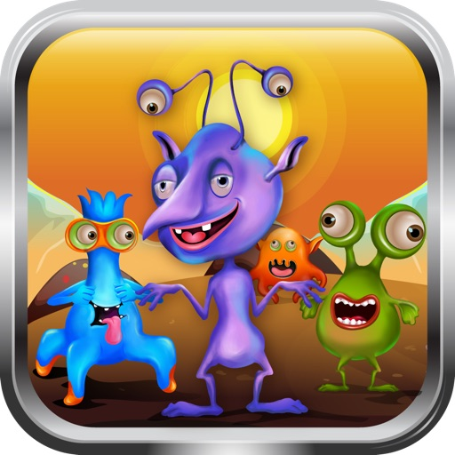 Alien Puppy Martian Pet Lite - Kids Game