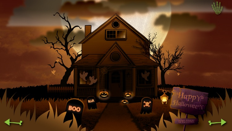 Violet and the Candy Thief - Interactive Halloween Storybook