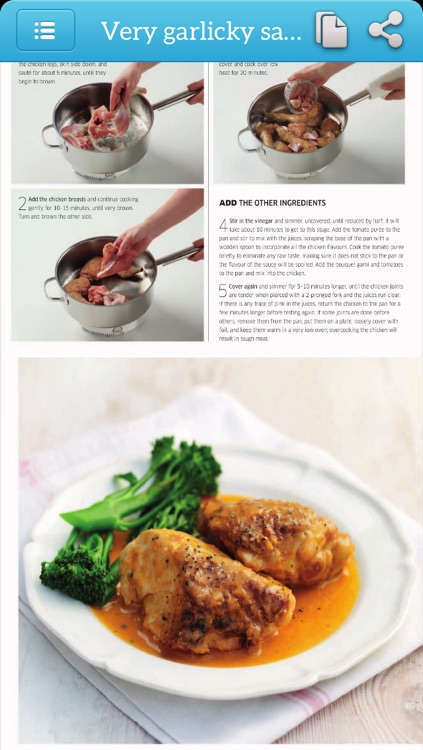 Cooking Recipes - Step by Step Cookbook screenshot-4