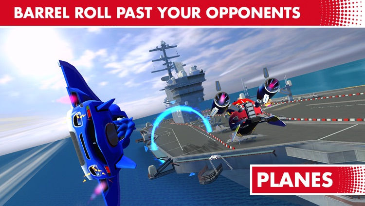 Sonic & All-Stars Racing Transformed screenshot-3