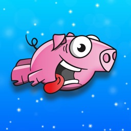 Clumsy Pig - Endless touch to flap like a bird game!