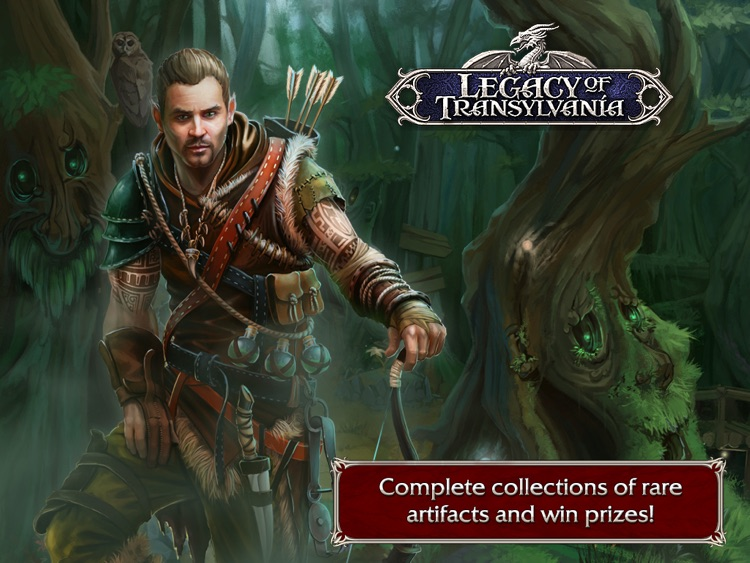 Legacy of Transylvania HD screenshot-3