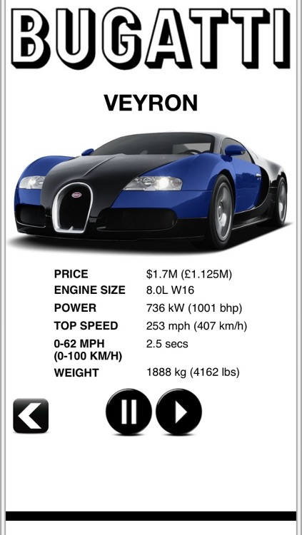 Sports Car Engines screenshot-3