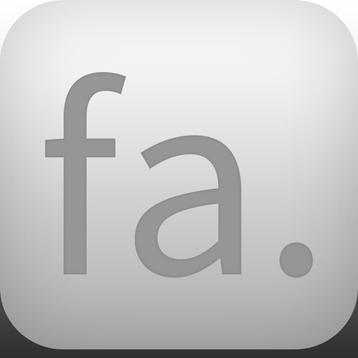 FASchedule icon
