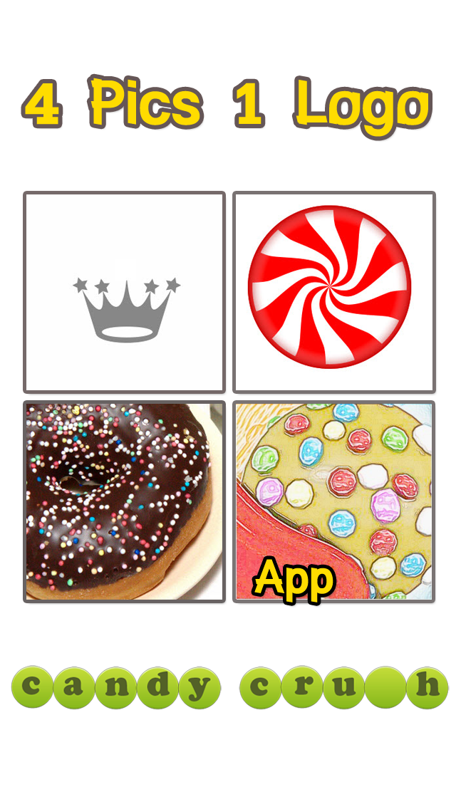 4 Pics 1 Logo Quiz : what's the brand 100 guess word | App Price Drops