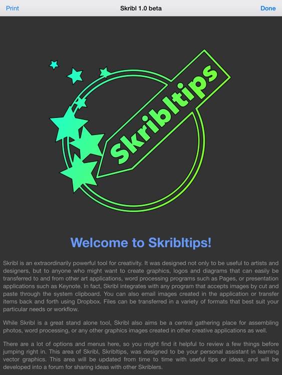 Skribl - Vector Drawing Reimagined screenshot-3