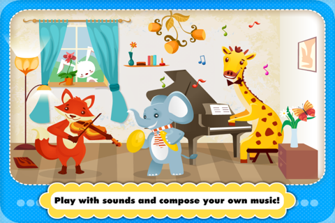Abby Monkey® Musical Puzzle Games: Music & Songs Builder Learning Toy for Toddlers and Preschool Kids screenshot 3