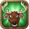 ビッグトロフィー鹿ハンターの挑戦 - アウトベアーズダック&悪バトルバックを実行するためのリアルジャングルハンティングエスケープ - 無料シューティングゲーム! - iPhoneアプリ