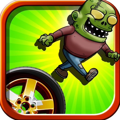 Zombie Jumping Wheels Of Death Pro