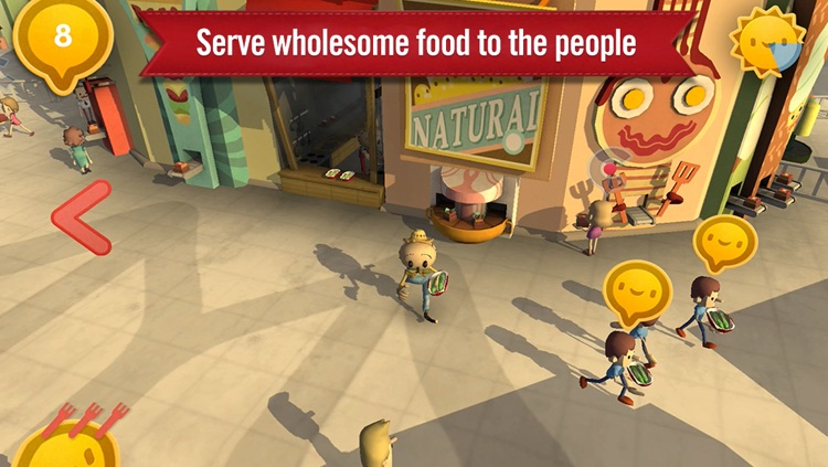 Chipotle Scarecrow screenshot-3