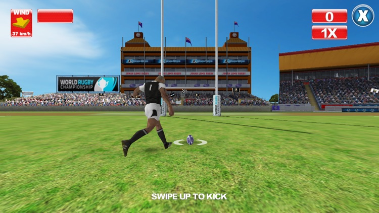 Jonah Lomu Rugby Challenge: Mini Games screenshot-0
