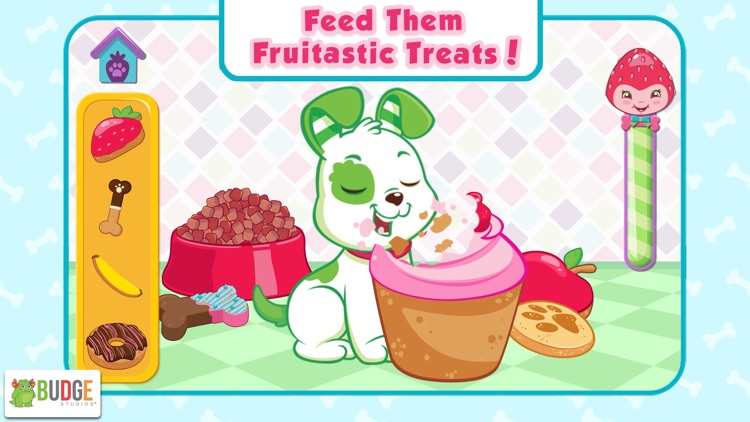 Strawberry Shortcake Puppy Palace – Pet Salon & Dress Up screenshot-4
