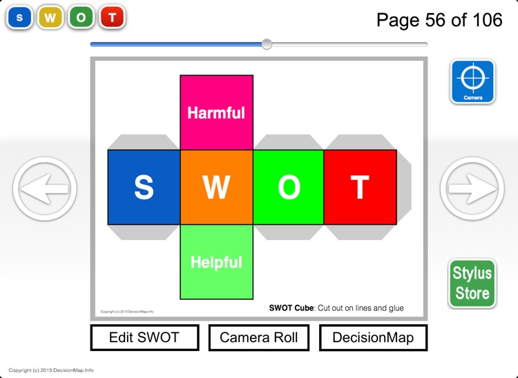 SWOT Map screenshot-4