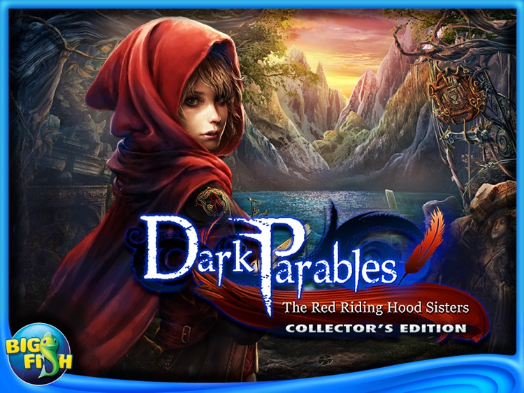 The Red Riding Hood Sisters: Dark Parables HD - A Hidden Object Adventure screenshot-4