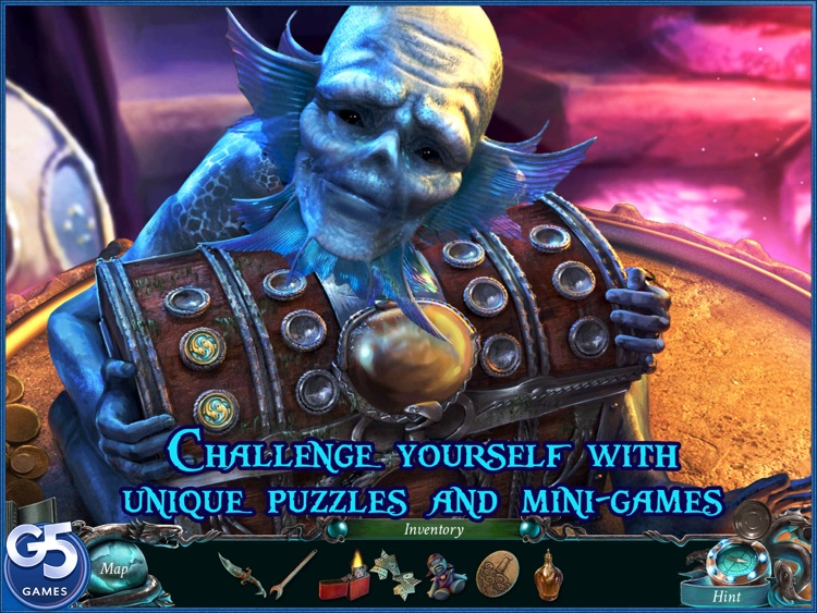Nightmares from the Deep™: The Siren's Call HD screenshot-3