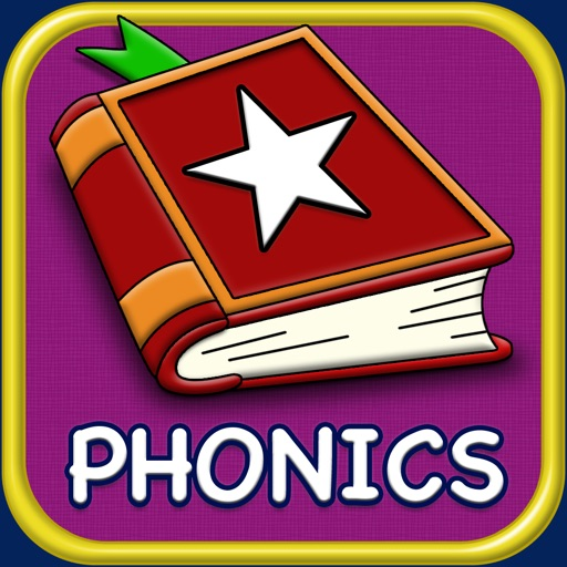 Abby Phonics - First Words HD icon