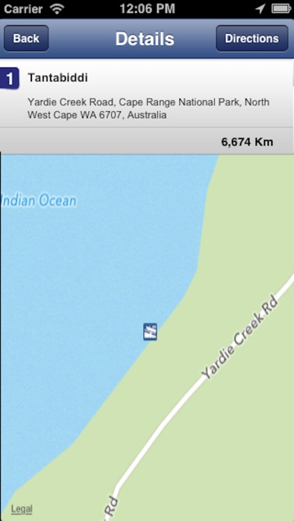 Australian Boat Ramp Finder screenshot-3
