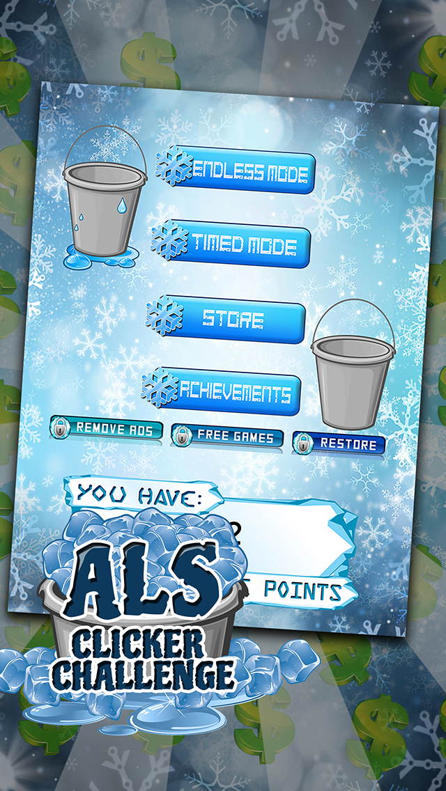 ALS Ice Bucket Challenge Clicker-1