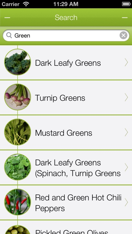 iNutrition: Guide To Healthy Foods, Nutrition & Diet screenshot-3