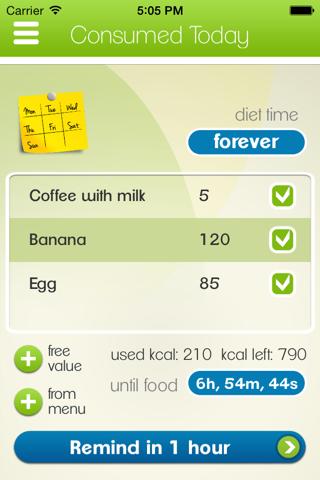 5:2 Health Diet App screenshot 3