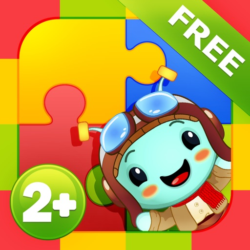 Kid Erudite Large puzzles collection Free