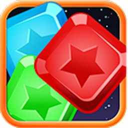 A Gem Star Rush - An Awesome Fun Free Stellar Matching Puzzle Game