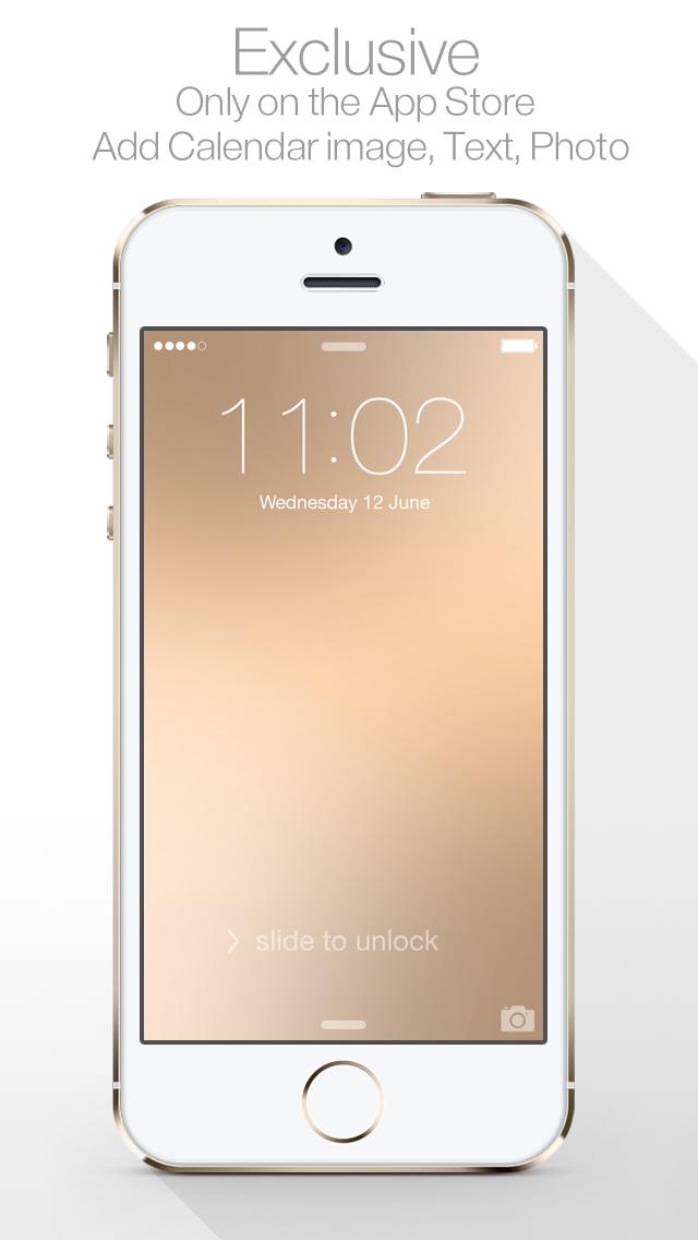 Blur Themes ( for Lock screen, Home screen, Messenger Wallpapers ) screenshot three