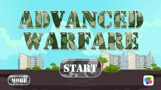 Advanced Warfare - 兵士、戦車、戦争、戦いや軍のゲームのスクリーンショット4