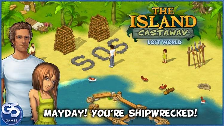 The Island Castaway®: Lost World™ screenshot-0