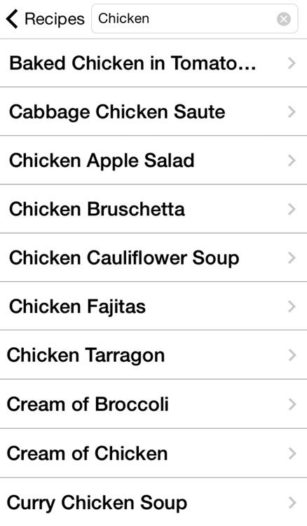 101+ Low Calorie Recipes screenshot-3