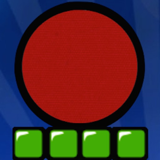Flying Red Ball icon