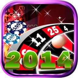 2014 Roulette Mega Spin