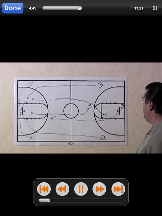 Assembly Line Skill Builders: Team Drills & Skills - With Coach Jamie Angeli - Full Court Basketball Training Instruction - XL screenshot-3