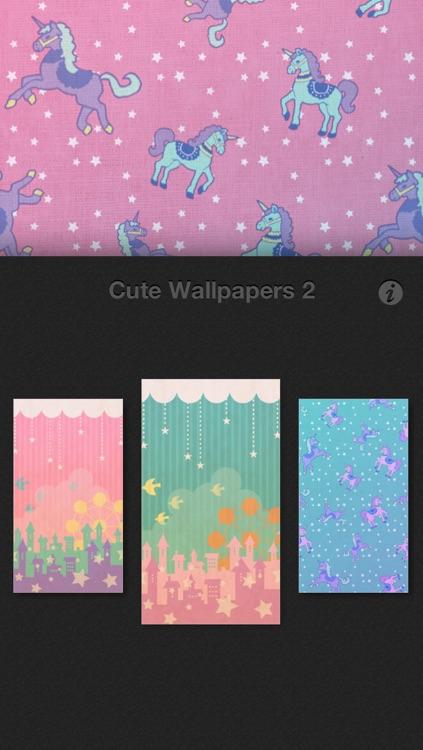 Cute Illustration Wallpapers 2 screenshot-3