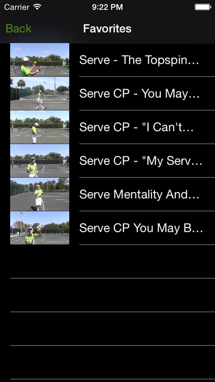 Tennis Serve Domination screenshot-3