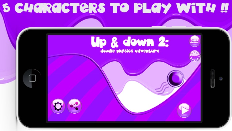 Up & Down 2: Doodle Physics Adventure