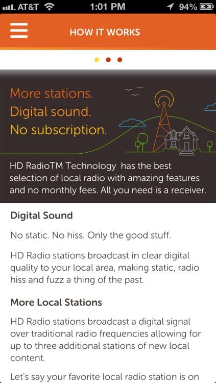HD Radio Guide screenshot-3