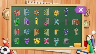 ABCs 叢林系列學寫字母學前教育iPhone版屏幕截圖4