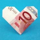 Corazón de Origami icon
