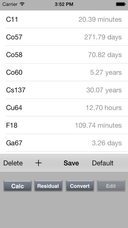 DoseCalc screenshot-3