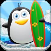 冲浪与Twerk北极探险 - 免费冲浪游戏 A Surf & Twerk Arctic Adventure - FREE Surfer Game