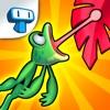 Frog Swing - 跳跃和飞翔